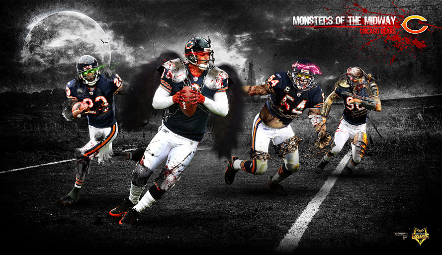 netchicago bearswallpaper chicago bears wallpaper hd background 889x513