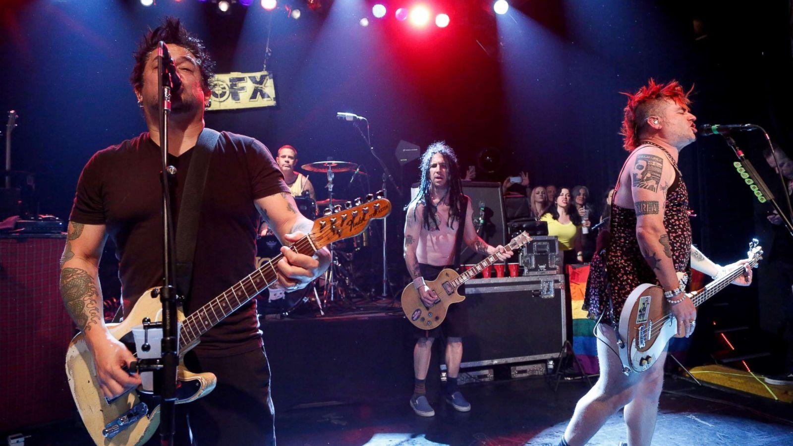 Punk band NOFX loses sponsorship over insensitive joke about Las 1600x900