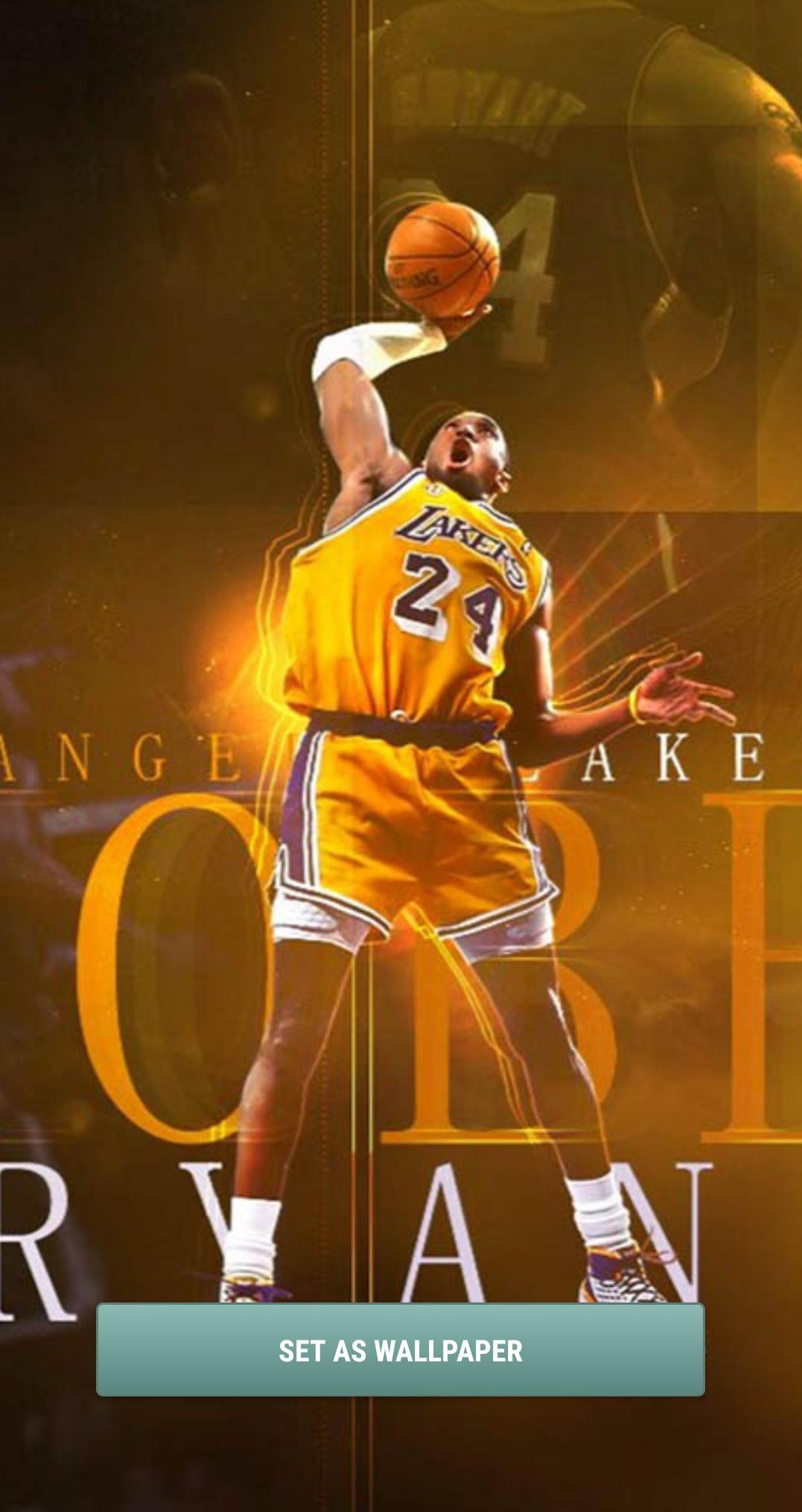 RIP Kobe Bryant Wallpapers for Android   APK Download 1077x2028