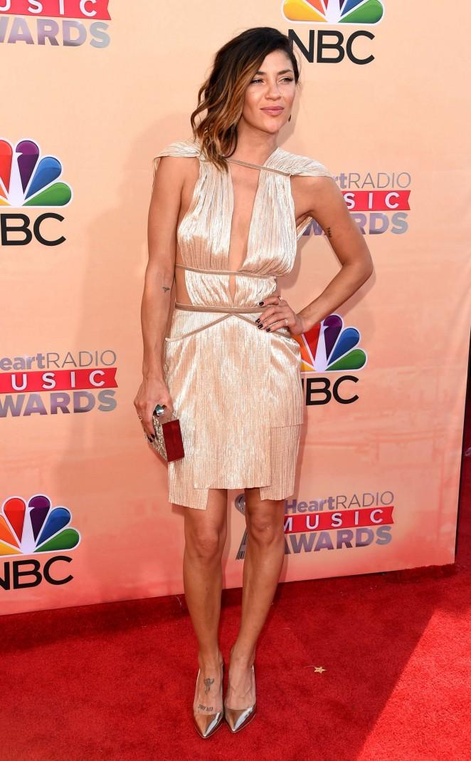Jessica Szohr 2015 iHeartRadio Music Awards  01   GotCeleb 662x1068