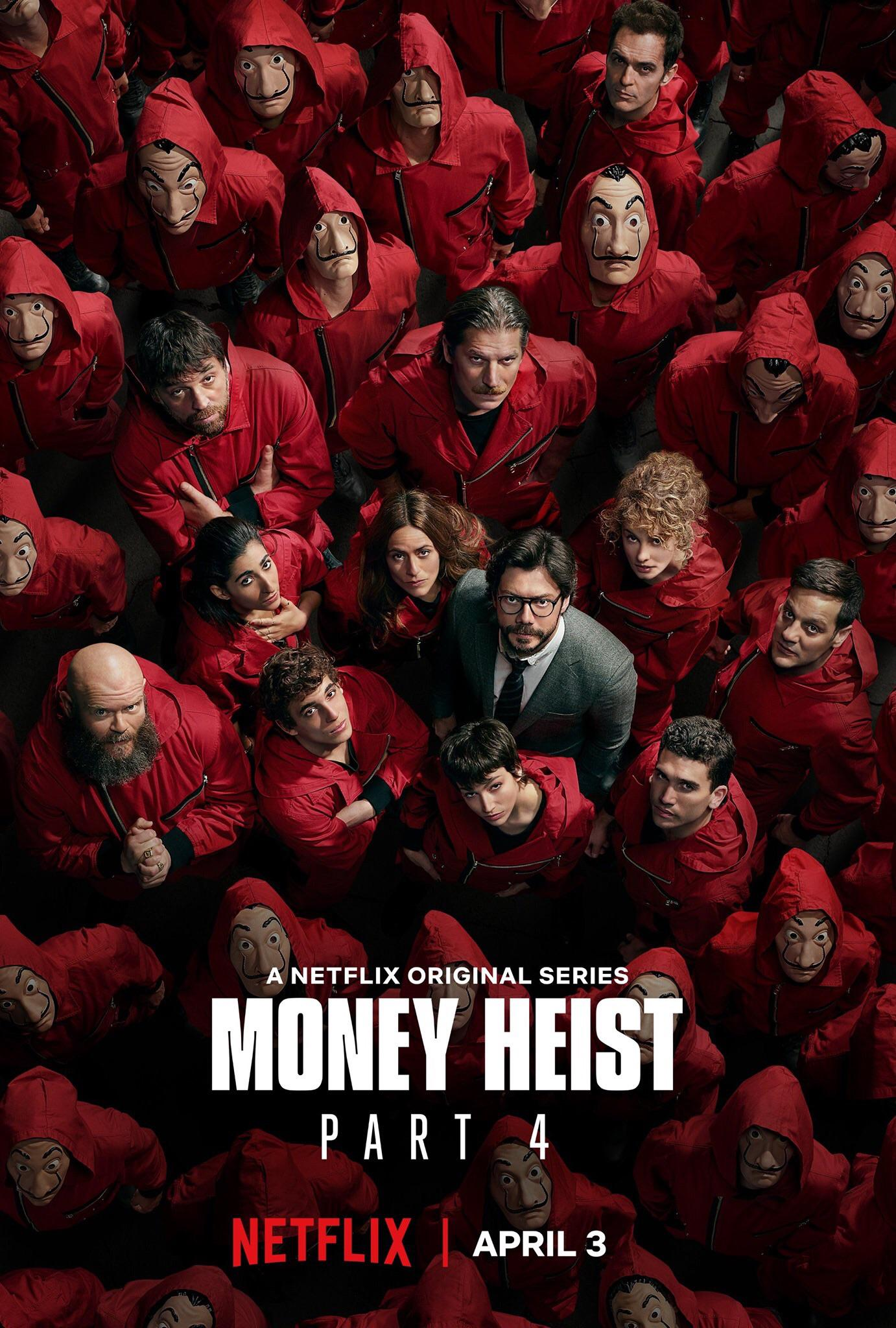 Money Heist TV Series 2017   Photo Gallery   IMDb 1382x2048