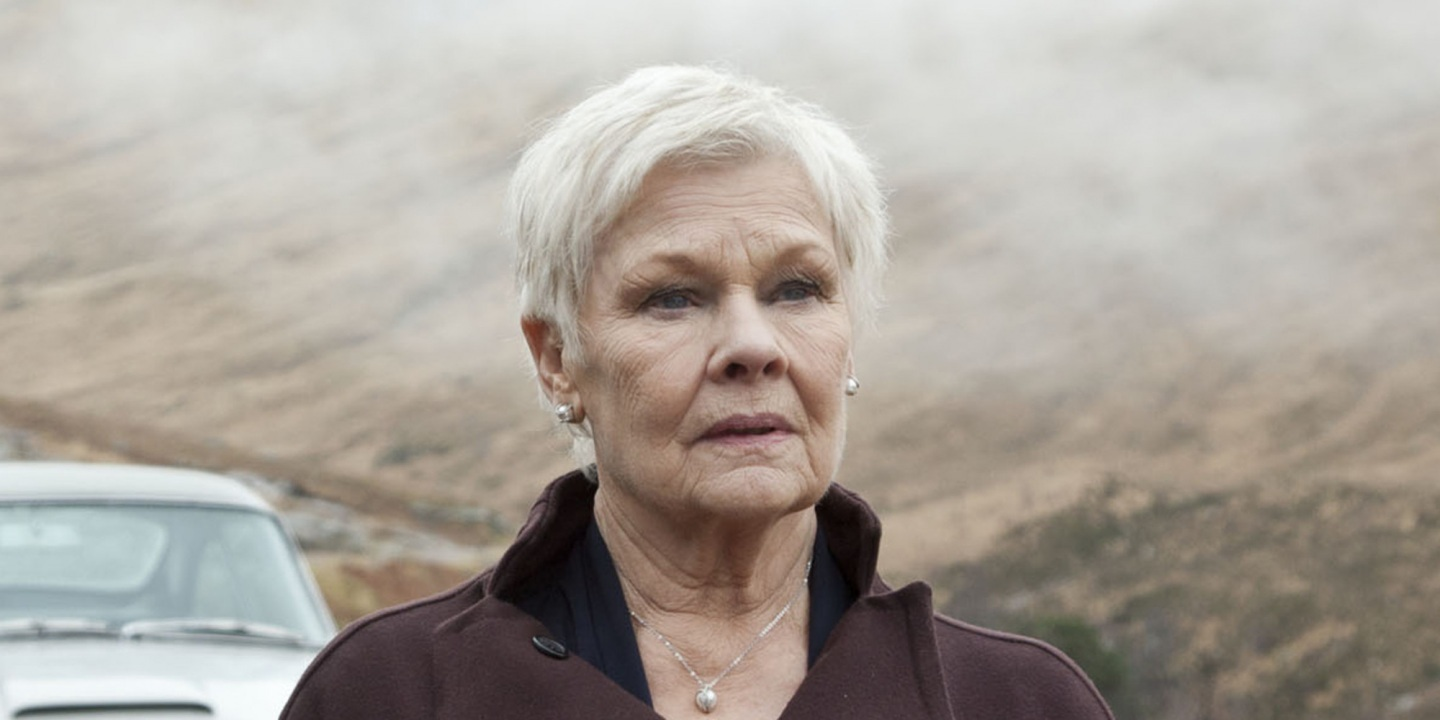Judi Dench Hd Wallpapers With Car Judi Dench Photo Shared By 1440x720