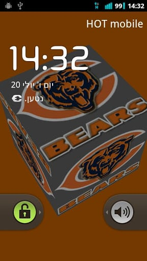 Bears 3D Cube Live Wallpaper   Android Market 288x512