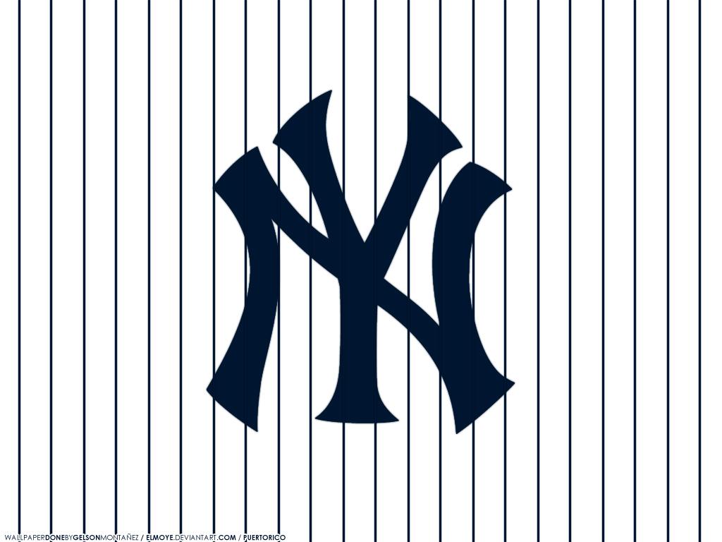 Yankee Pinstripes by elmoye 1024 x 768 1024x768
