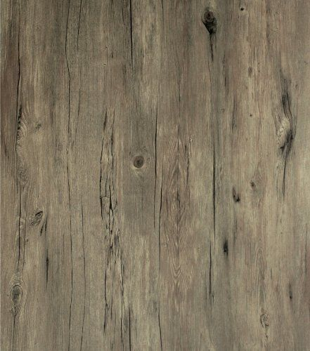 Peel Stick Self adhesive Wood Pattern PVC Flooring [RFS 01 Antique 441x500