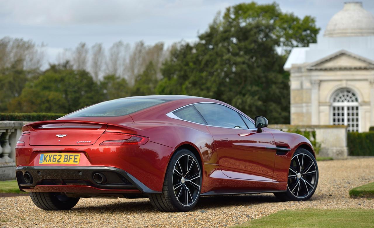 2015 Aston Martin Vanquish 1280x782