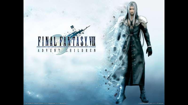 Final Fantasy VII Advent Children wallpapers or desktop 800x450