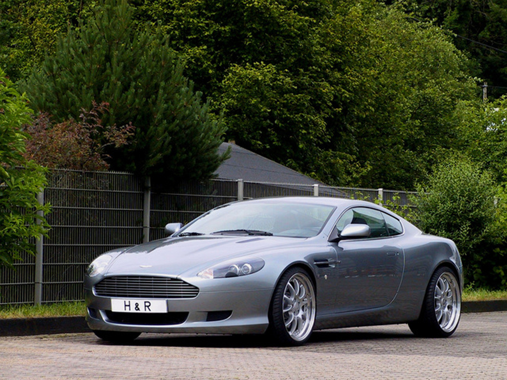 Aston Martin DB9 HR Wallpapers Car wallpapers HD 1024x768