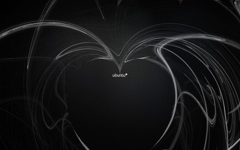 dark ubuntu wallpaper   RocketDockcom 800x500