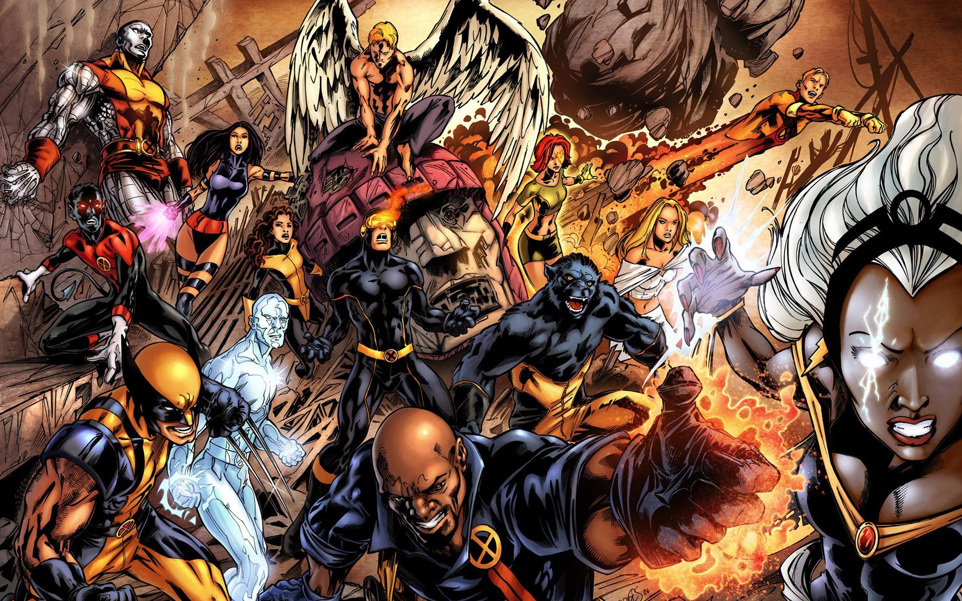 X Men Backgrounds Download 1920x1200