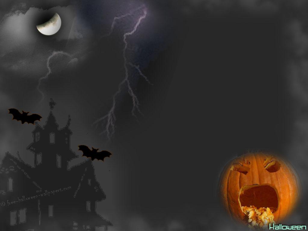 Download Wallpapers Happy Halloween 1024x768