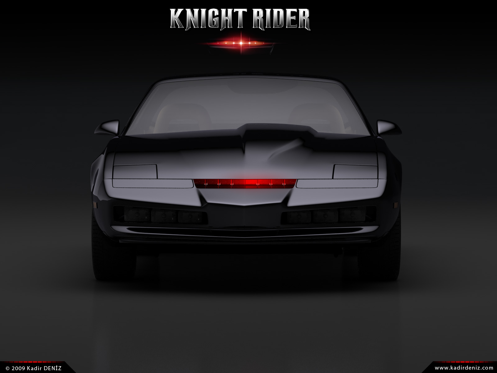 Knight rider 3d art pornos picture