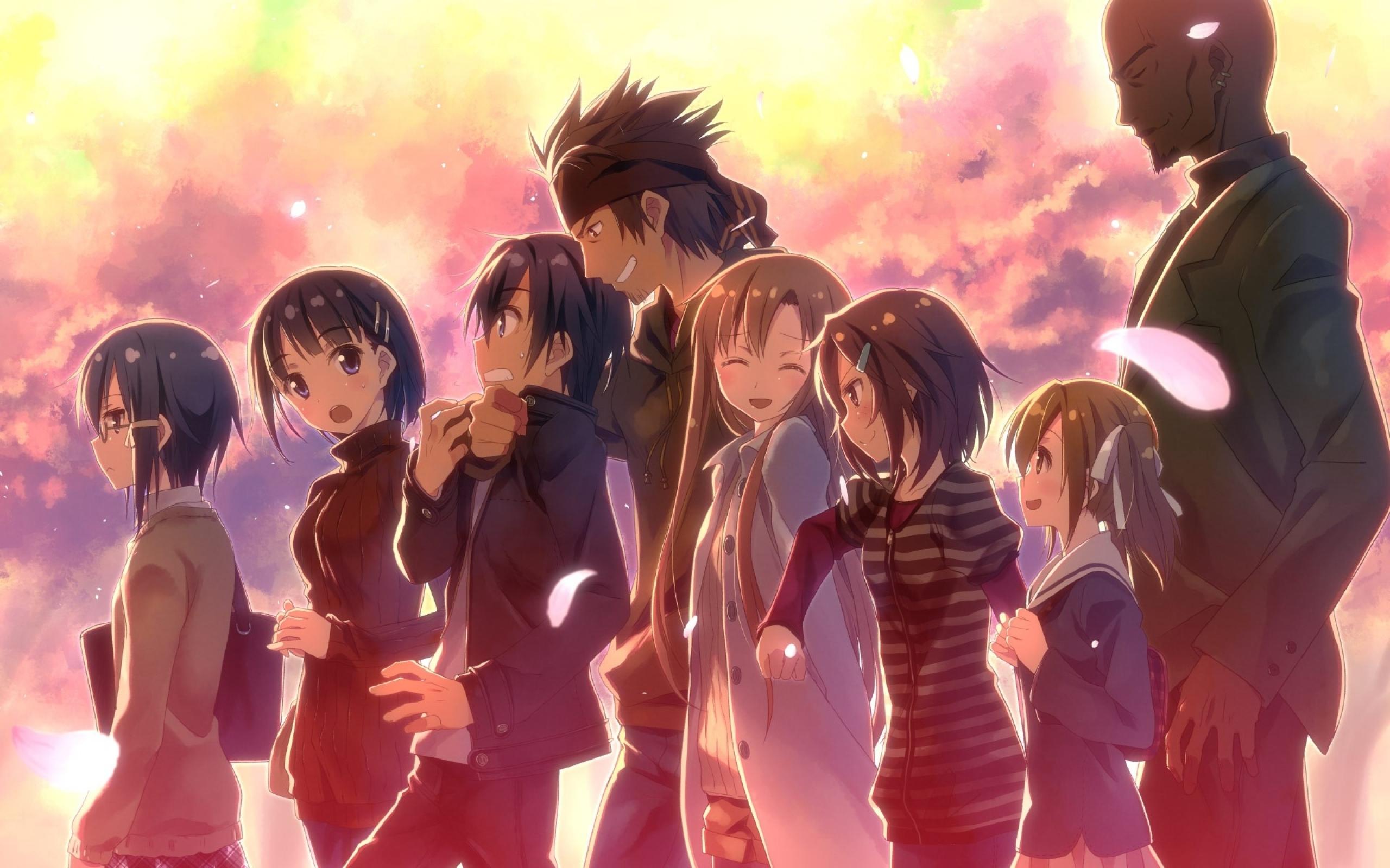Asuna Yuuki images SAO wallpaper photos 35153750 2560x1600