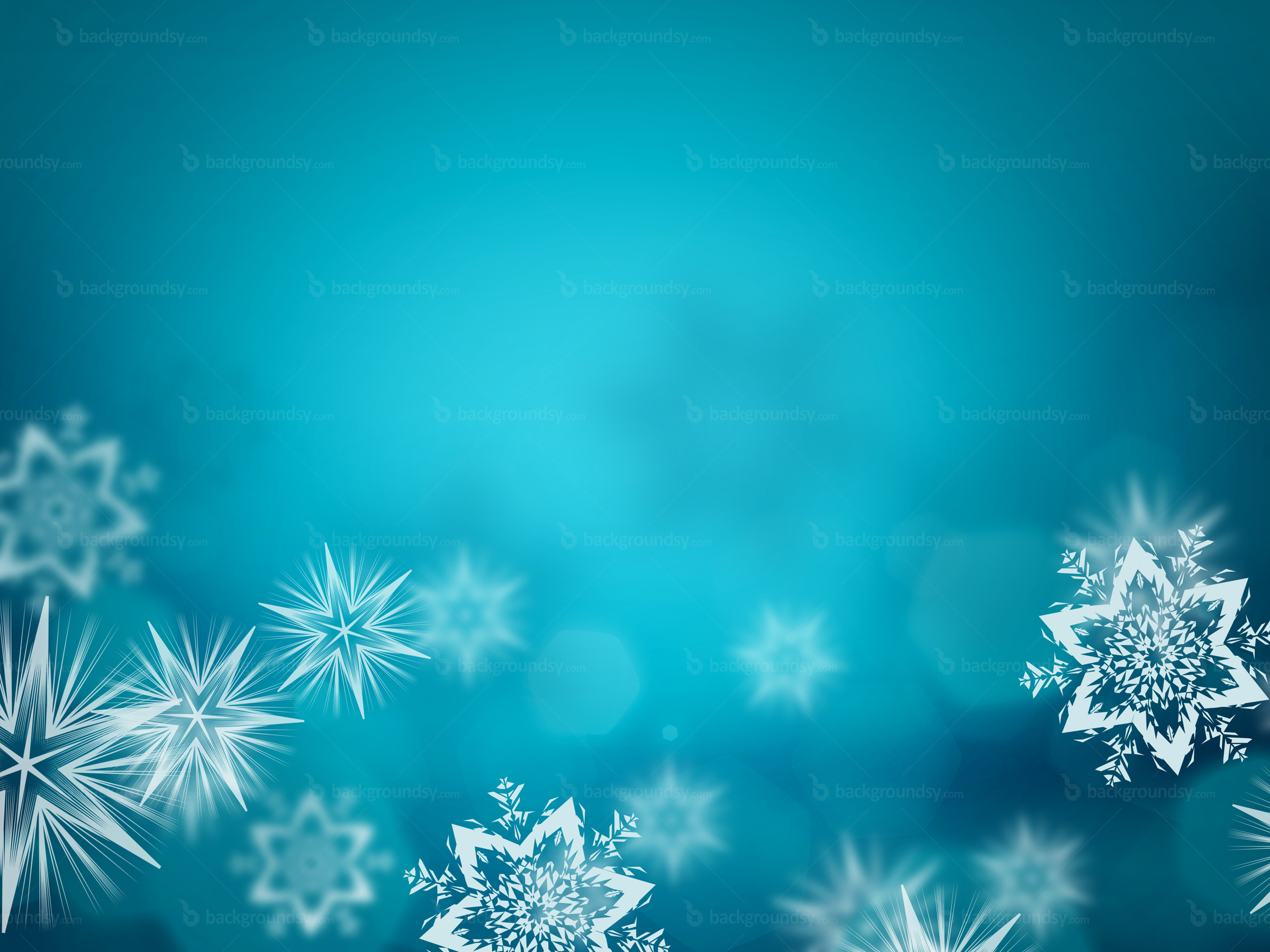 winter snowflake iphone wallpaper
