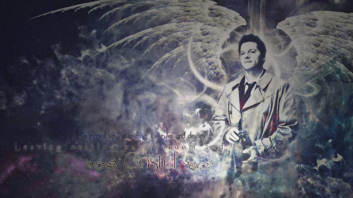 like cw supernatural wallpaper - photo #49