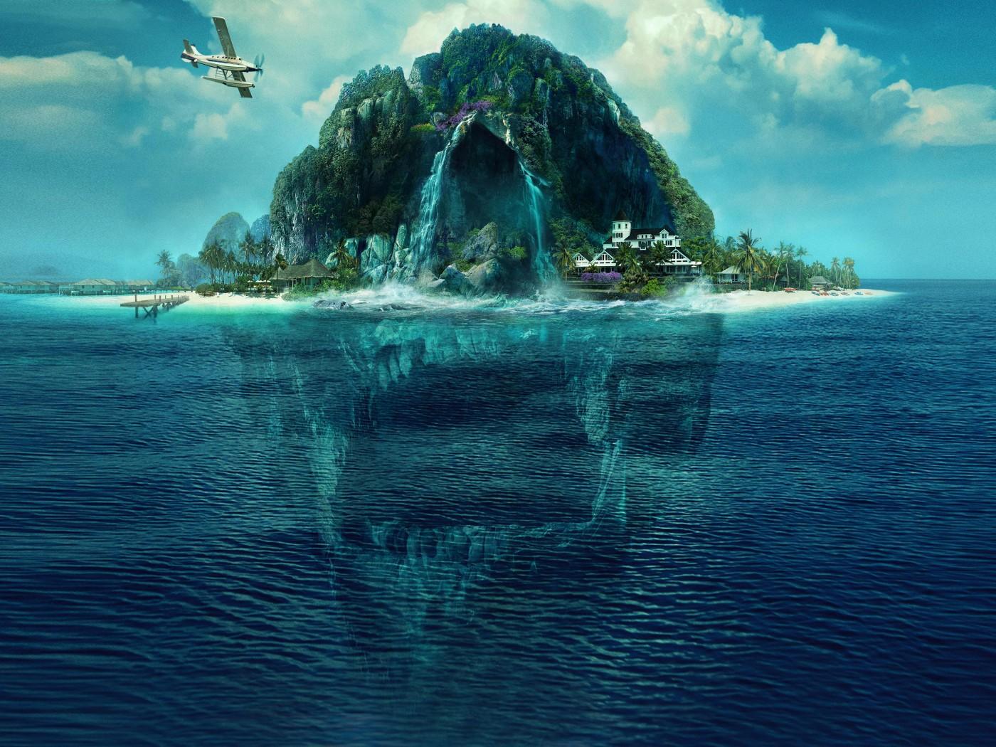 Fantasy Island 2020 4K 5K HD desktop wallpaper Widescreen High 1400x1050