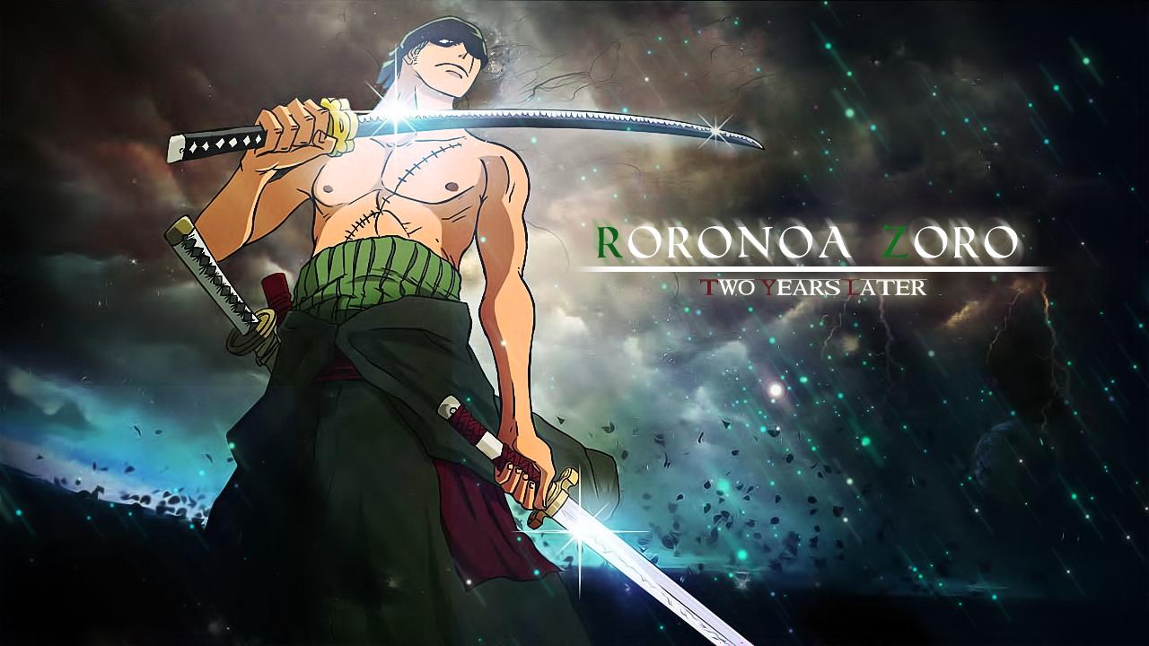 Free download Roronoa Zoro New World Wallpaper HD ...