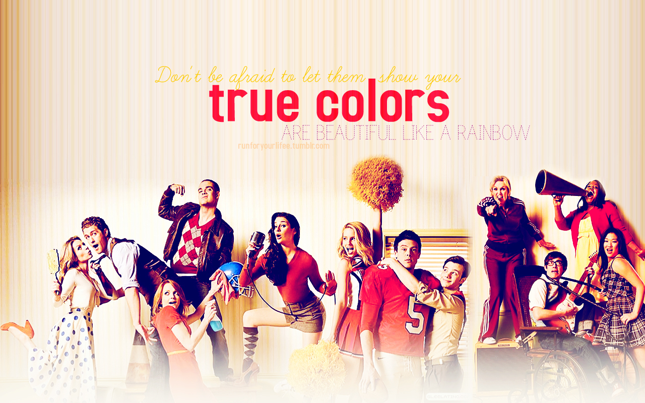 apr movies glee cached similarfileglee wallpaper named glee gleecheck 1280x800