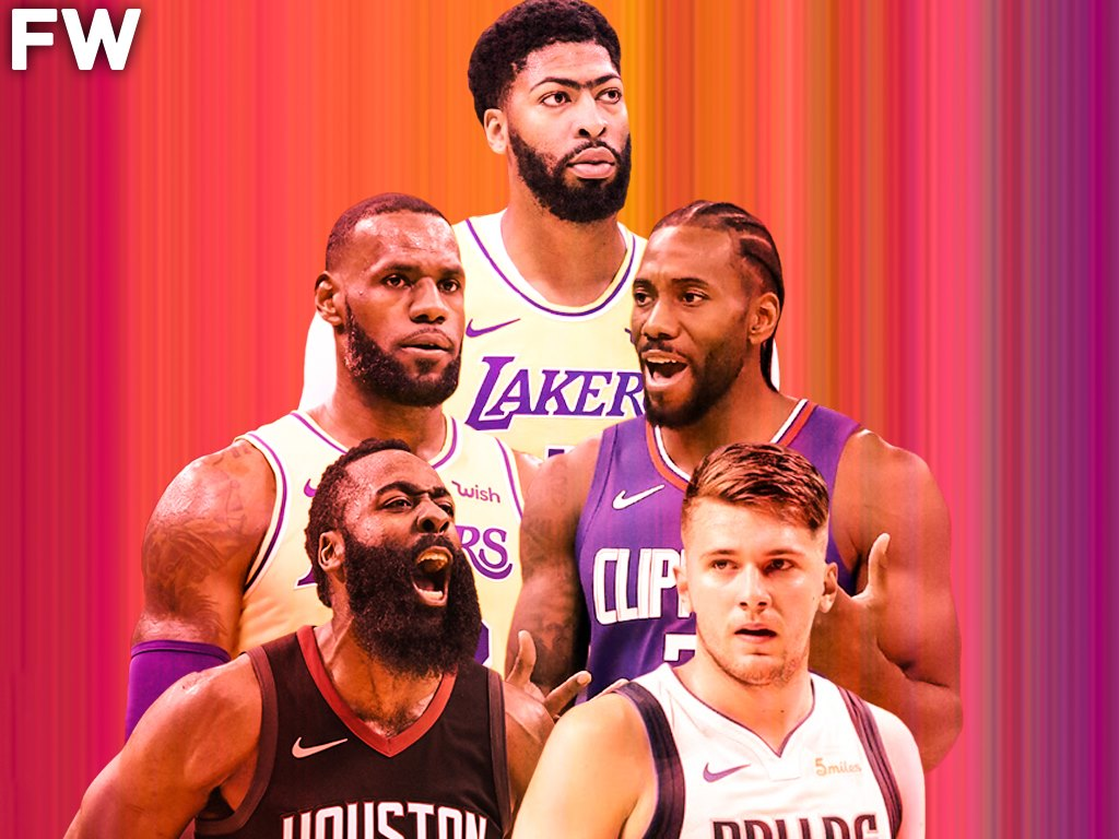 Predicting The 2020 Western Conference All Star Team Fadeaway World 1024x768