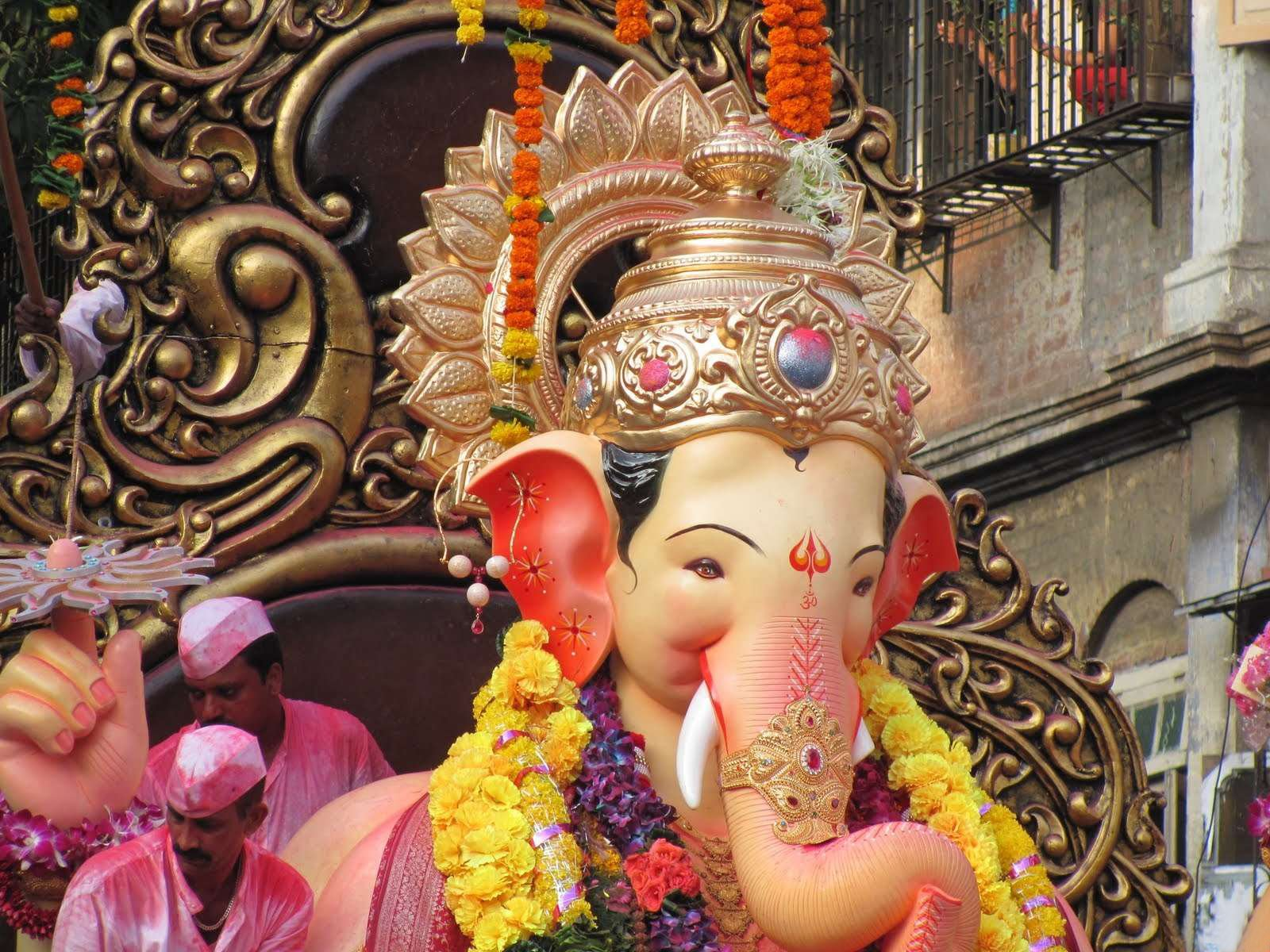 god ganesh lord ganesh bagvan wide screen wallpapers of ganesh 1080p 1600x1200