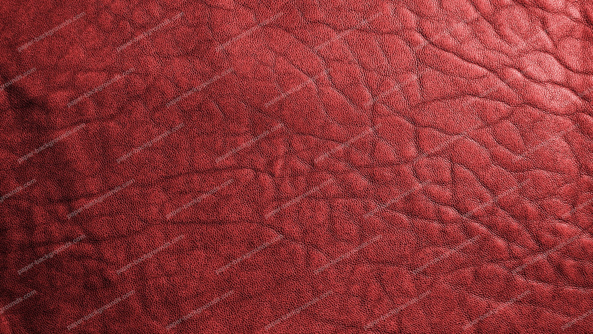 Free Download Red Leather Texture Paper Backgrounds