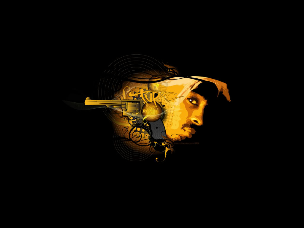 Thug Life Wallpaper Background Theme Desktop 1024x768