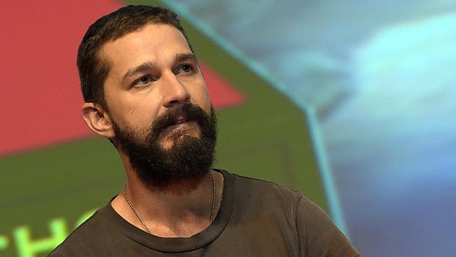 Shia LaBeouf Just Do It video Green screen rant inspires memes 650x366