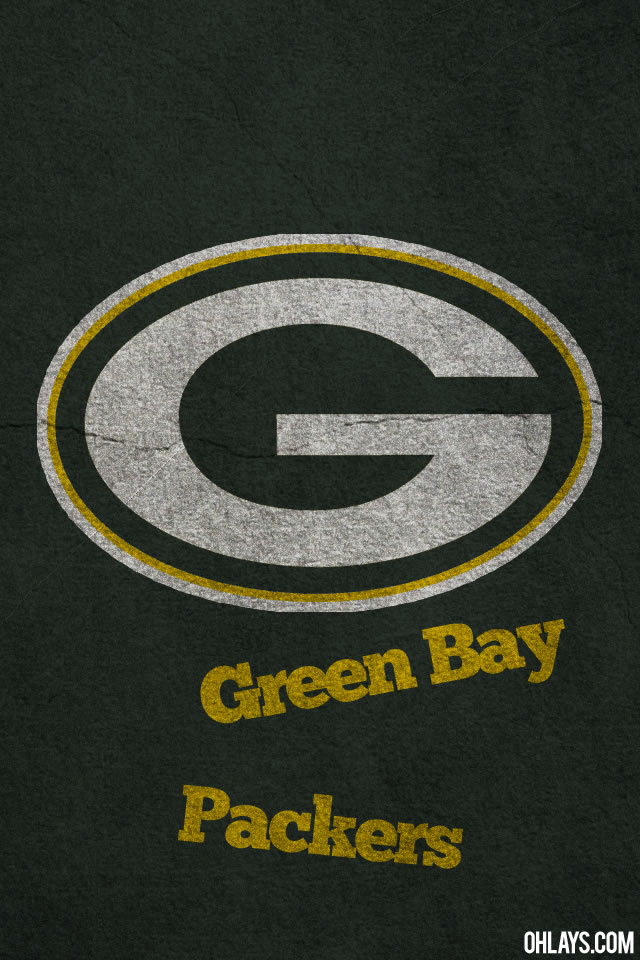 Green Bay Packers iPhone Wallpaper 510 ohLays 640x960