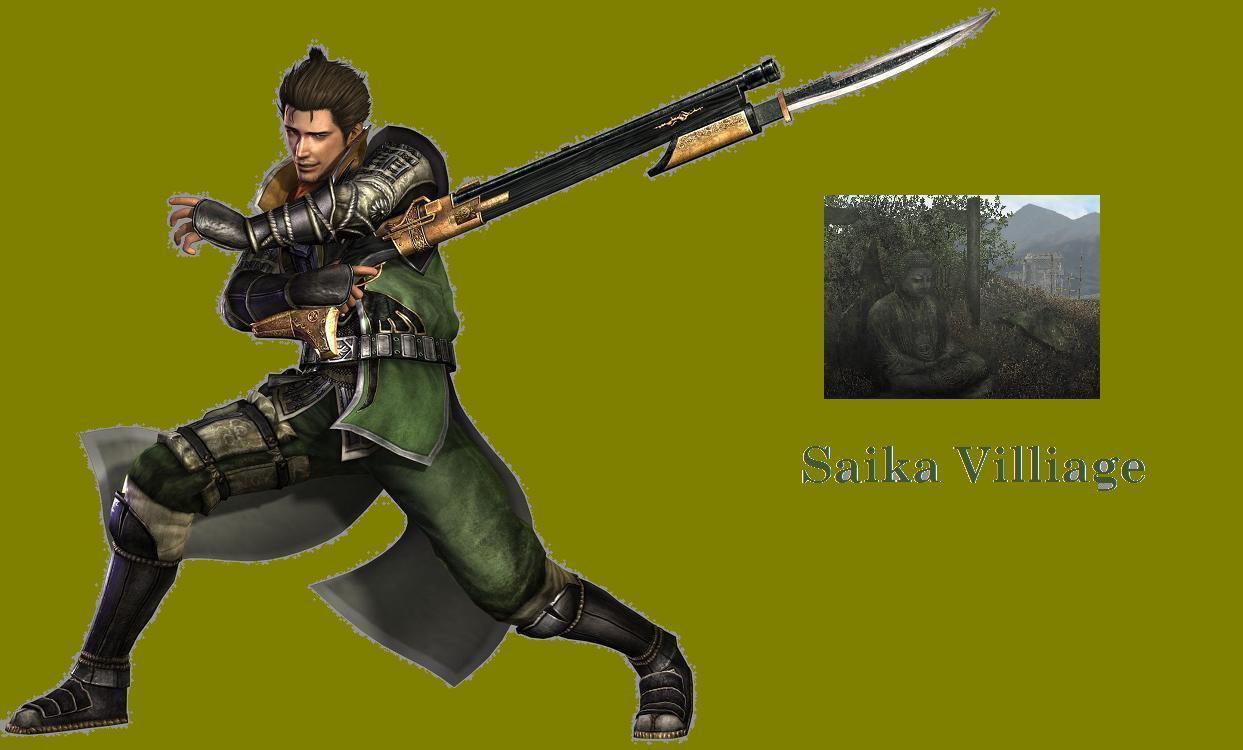 Samurai Warriors wallpaper 1243x750