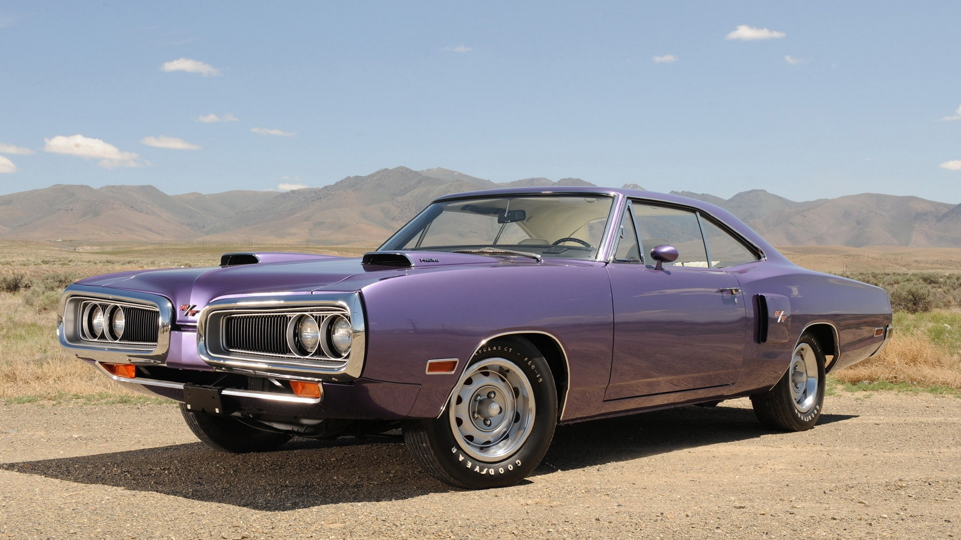 Muscle Cars Wallpaper 1920x1080 Muscle Cars Dodge Coronet R 1920x1080