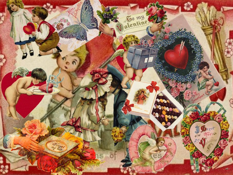 Download Valentines Wallpaper 20 by Ann McLaren on deviantART 900x675