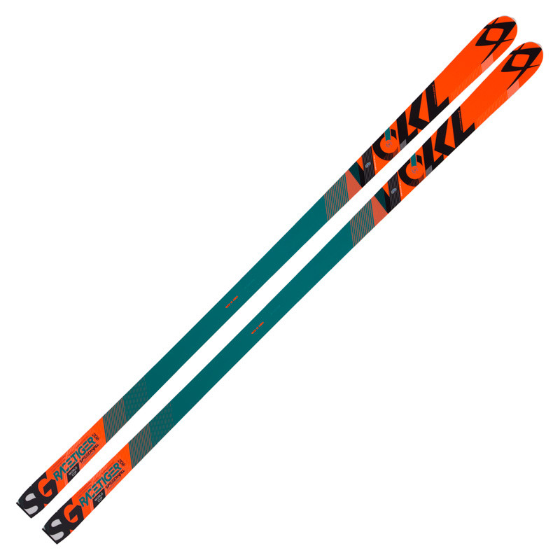 2017 Volkl Racetiger Speedwall SG R WC Skis 800x800