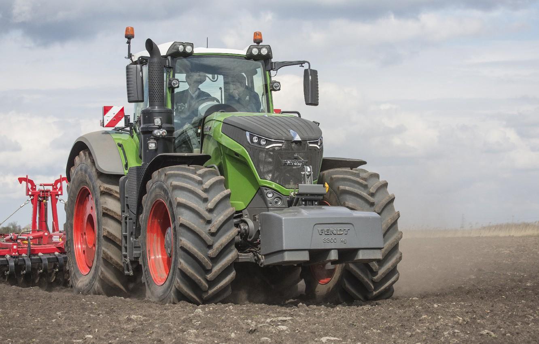 Wallpaper wallpaper tractor agriculture farming fendt images 1332x850