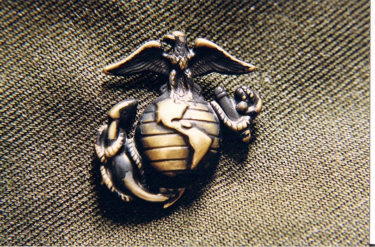 Marine corps logo hd wallpaper Background HD Wallpaper for Desktop 1205x794