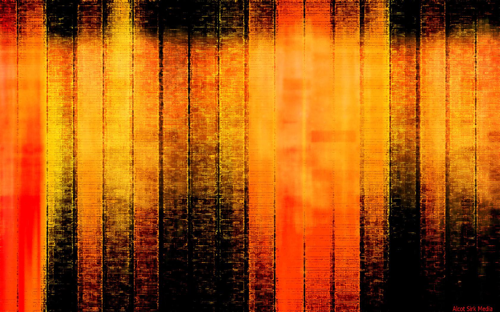 Abstract orange wallpaper wallpapersafari for Orange wallpaper