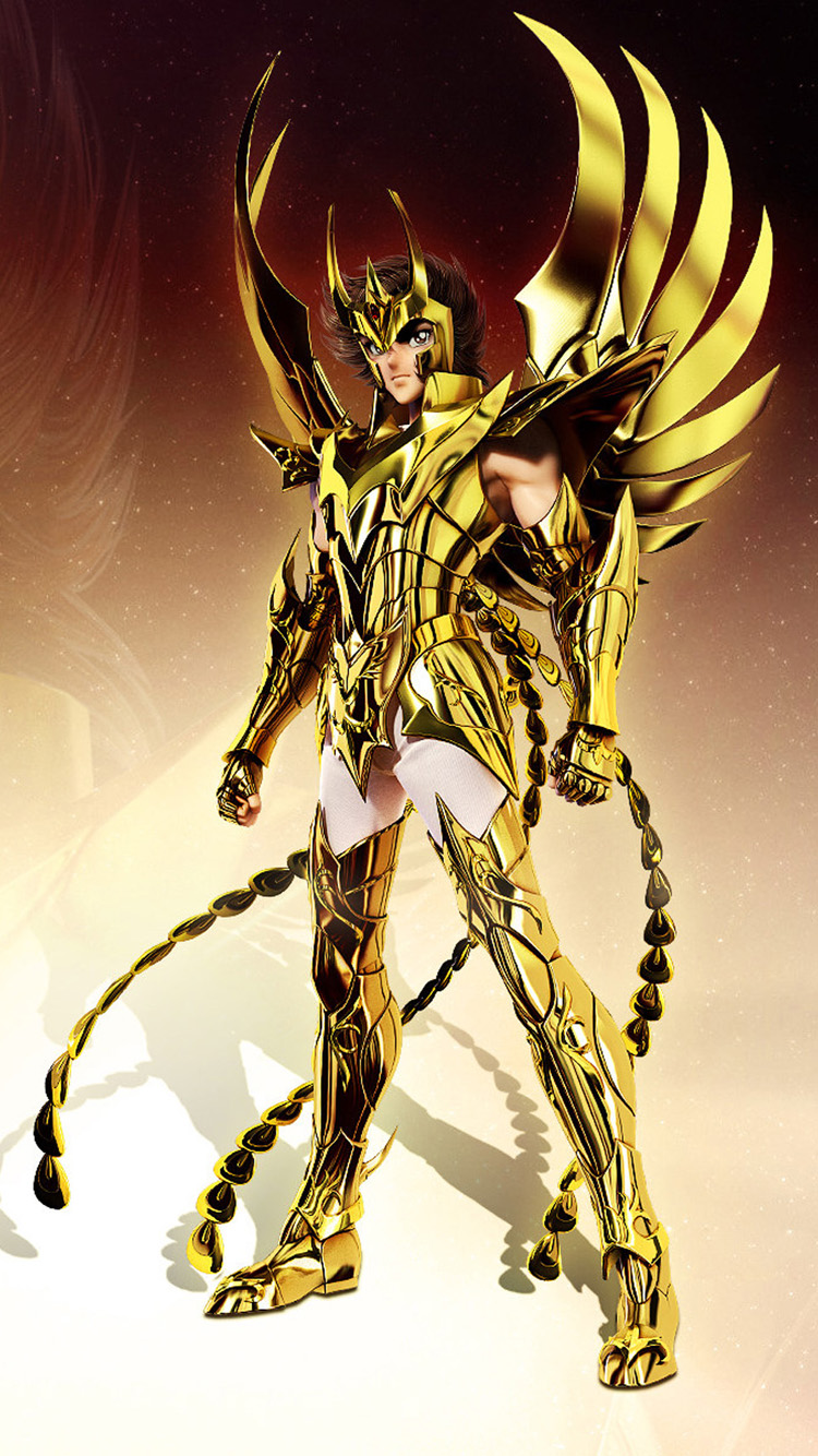 Cool golden armor boy iPhone 6 Wallpapers iPhone 6 Wallpapers 750x1334