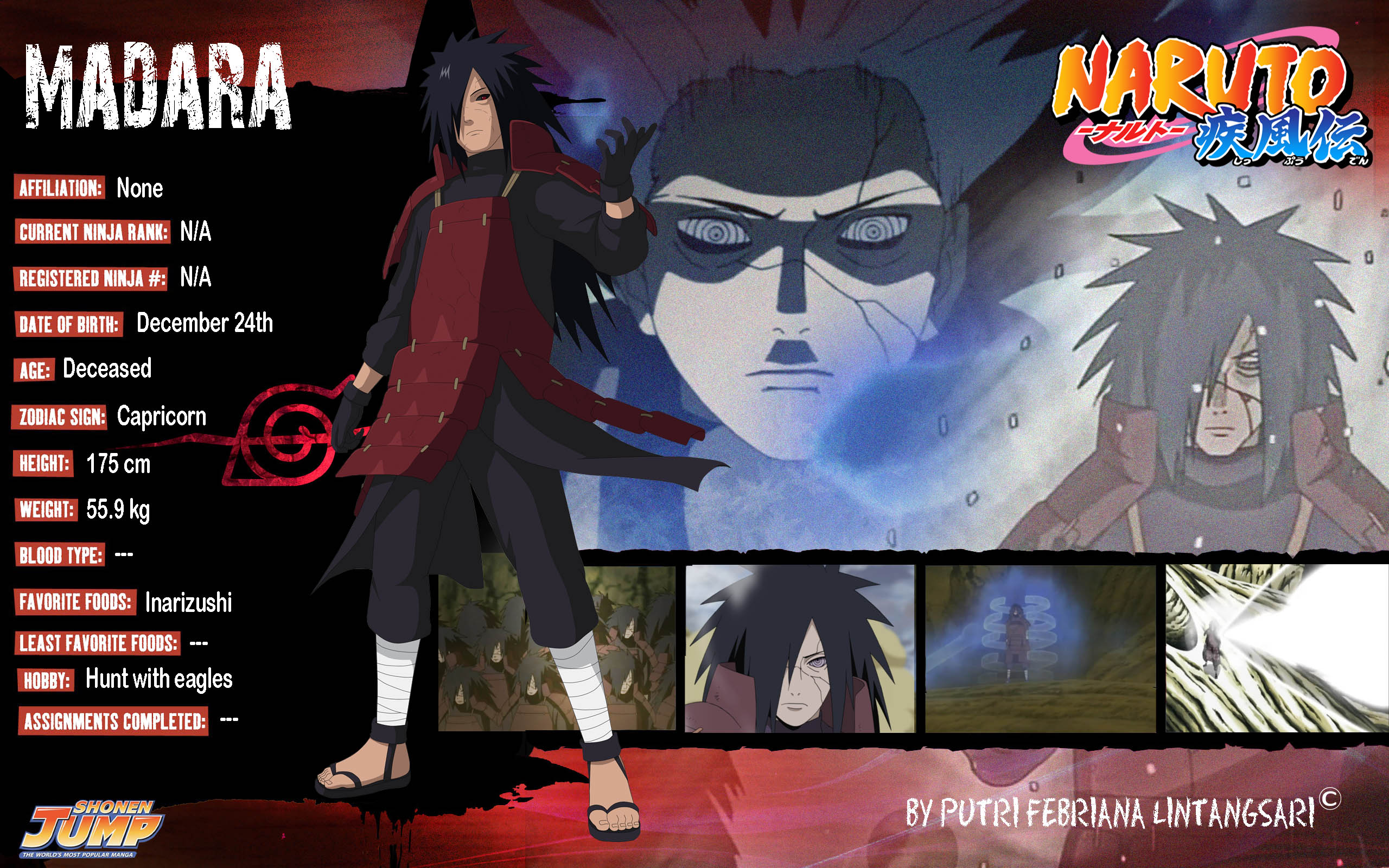 UCHIHA MADARA WALLPAPER 2560X1600 by putrifeb 2560x1600