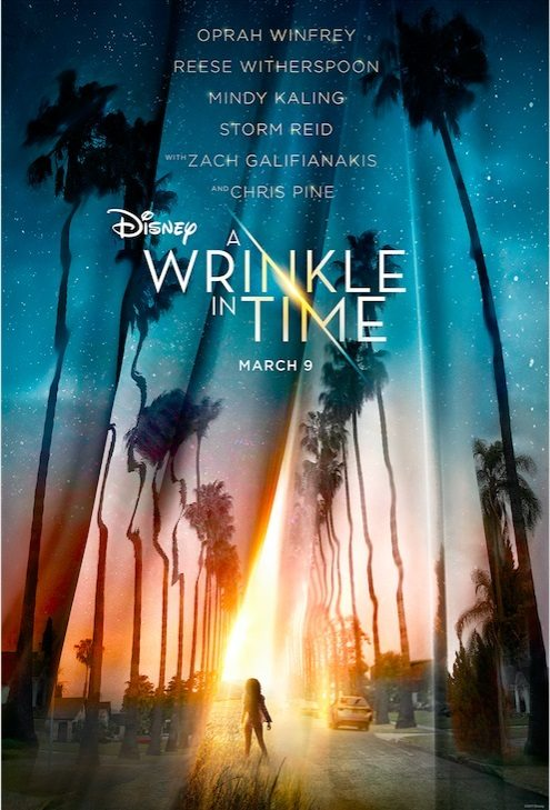 A Wrinkle In Time Teaser Trailer and Poster 495x729