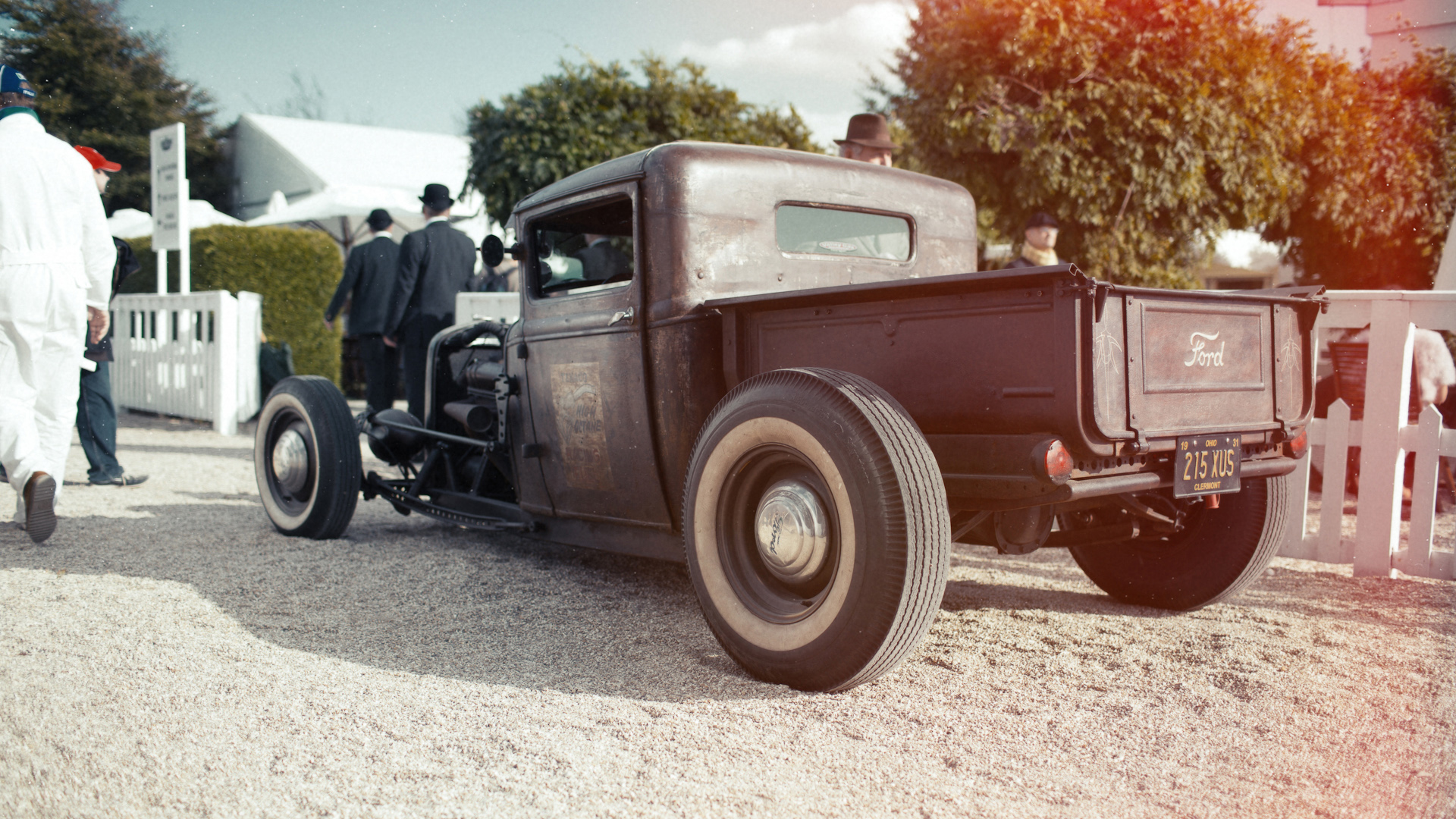Classic Ford Hot Rod Pictures Car HD Wallpapers 1920x1080