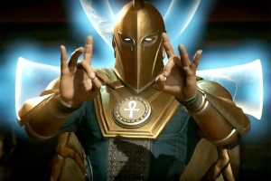 Technology Injustice 2 summons Doctor Fate in new 300x200
