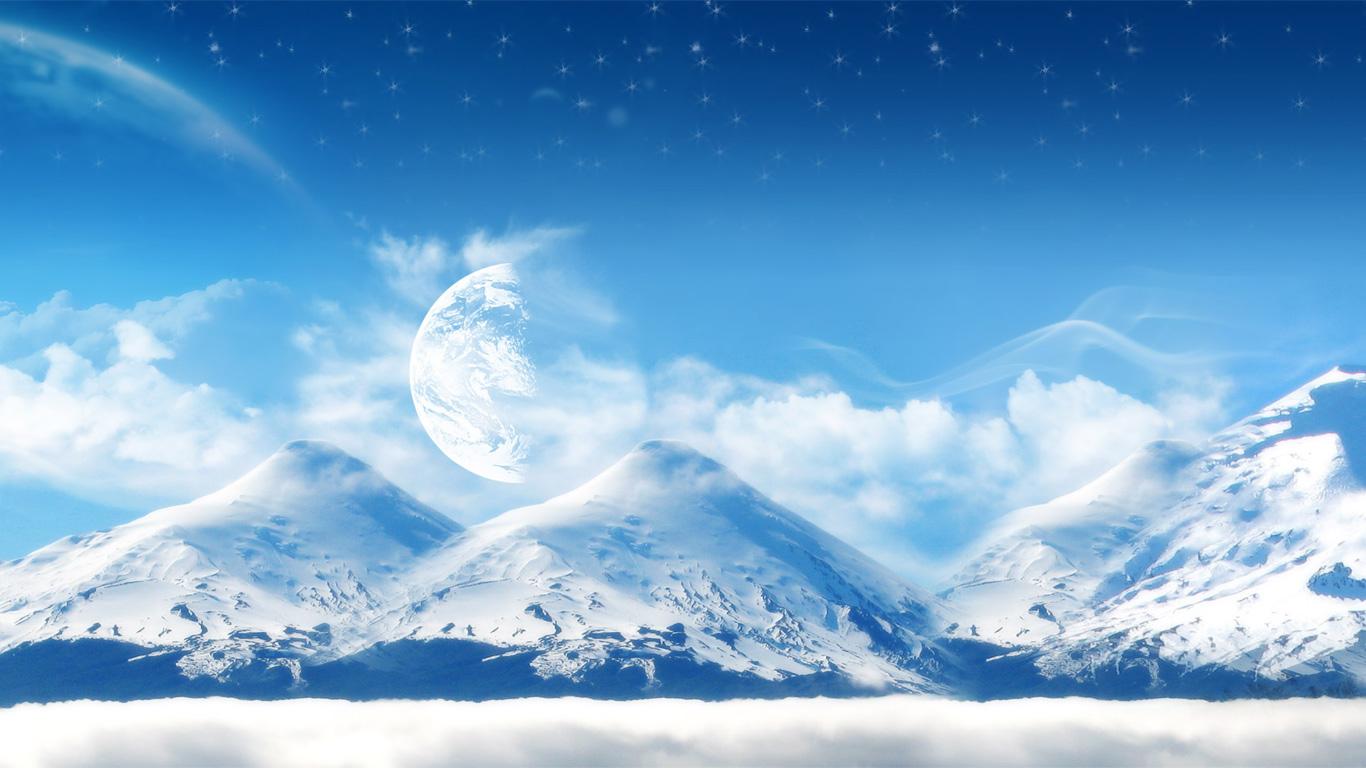 snow desktop wallpaper 2015   Grasscloth Wallpaper 1366x768