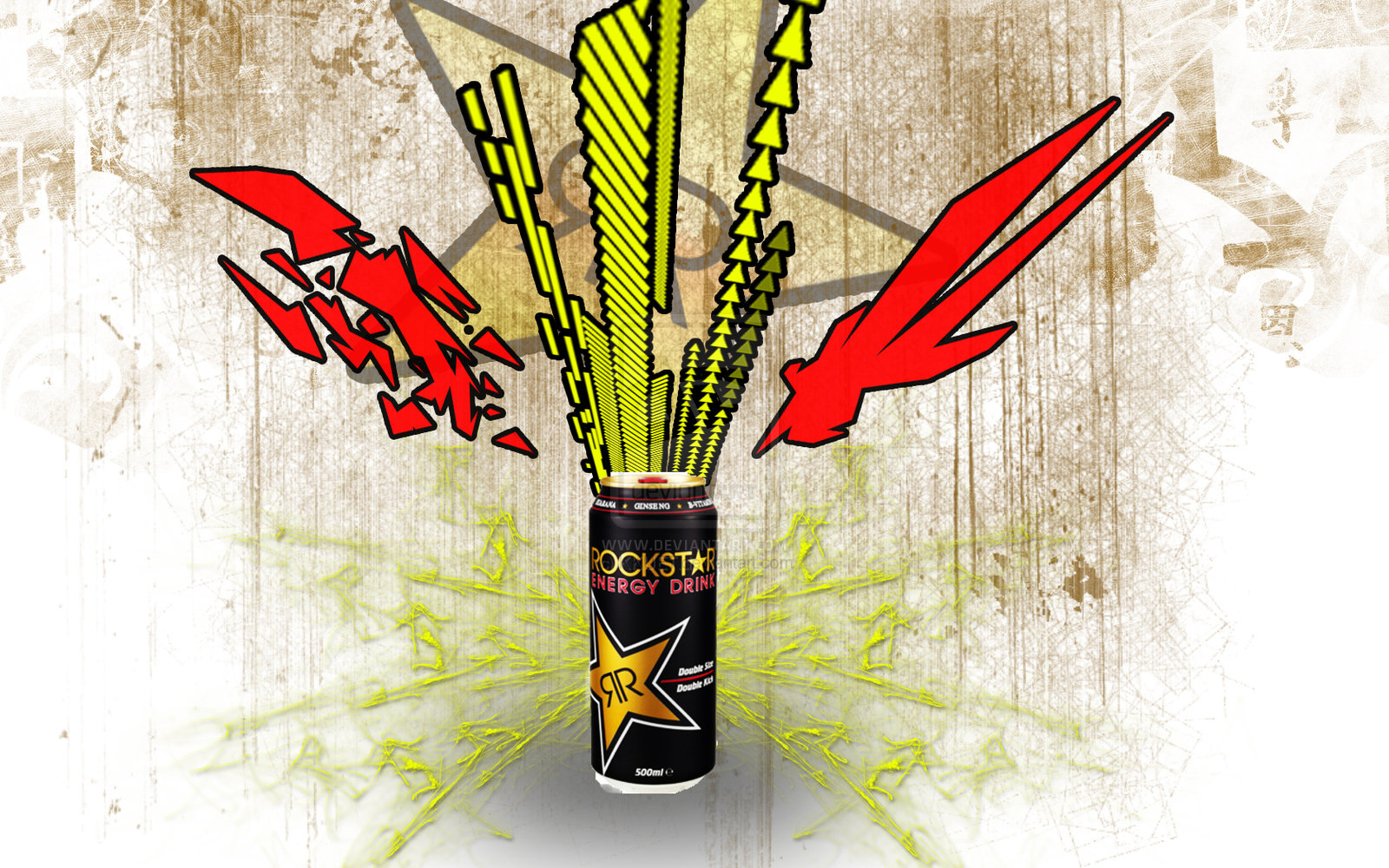 Rockstar Energy Drink Wallpaper Picture Image Gallery Drink 1600x1000