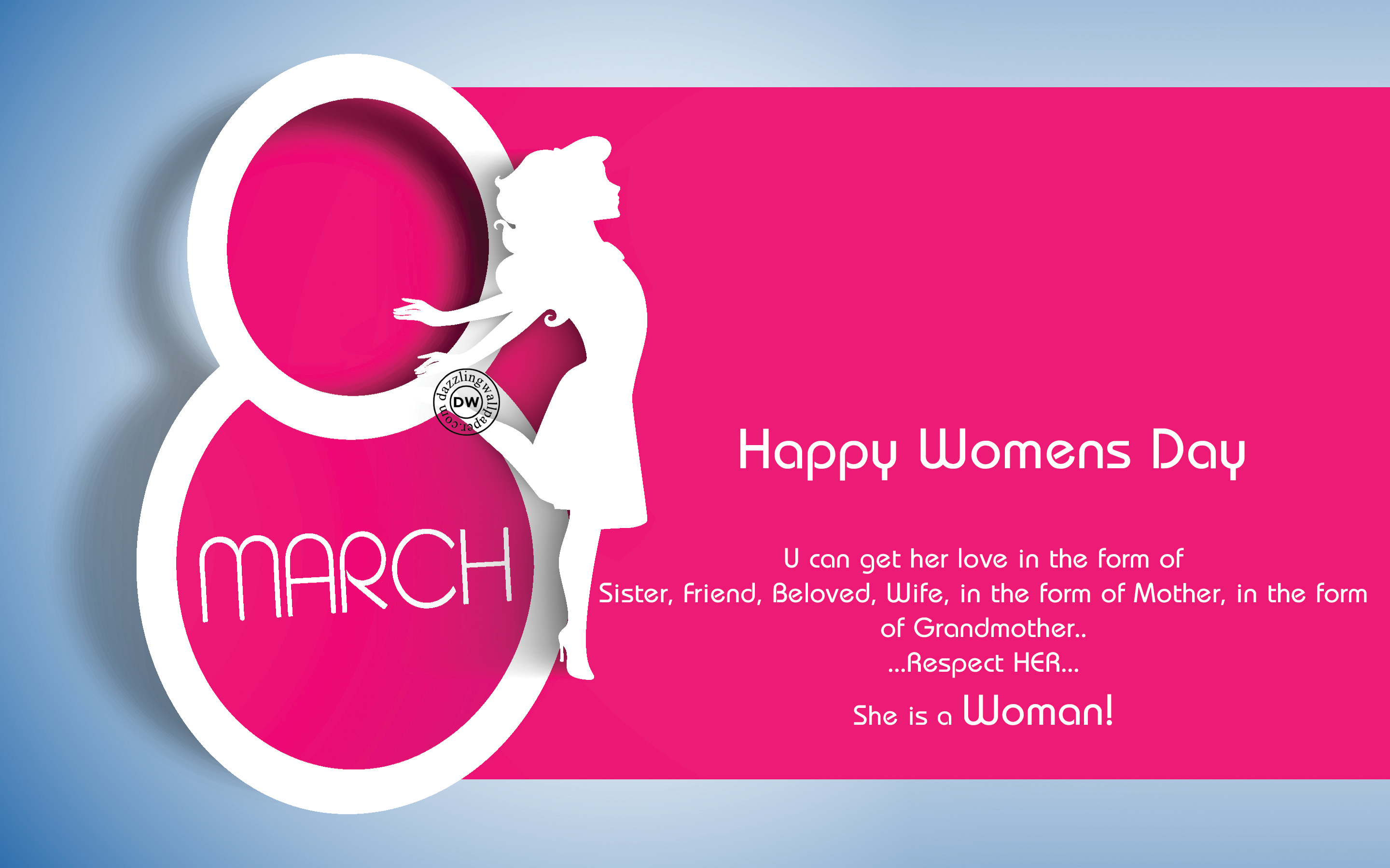 International Womans Day Wallpaper 2   2880 X 1800 stmednet 2880x1800