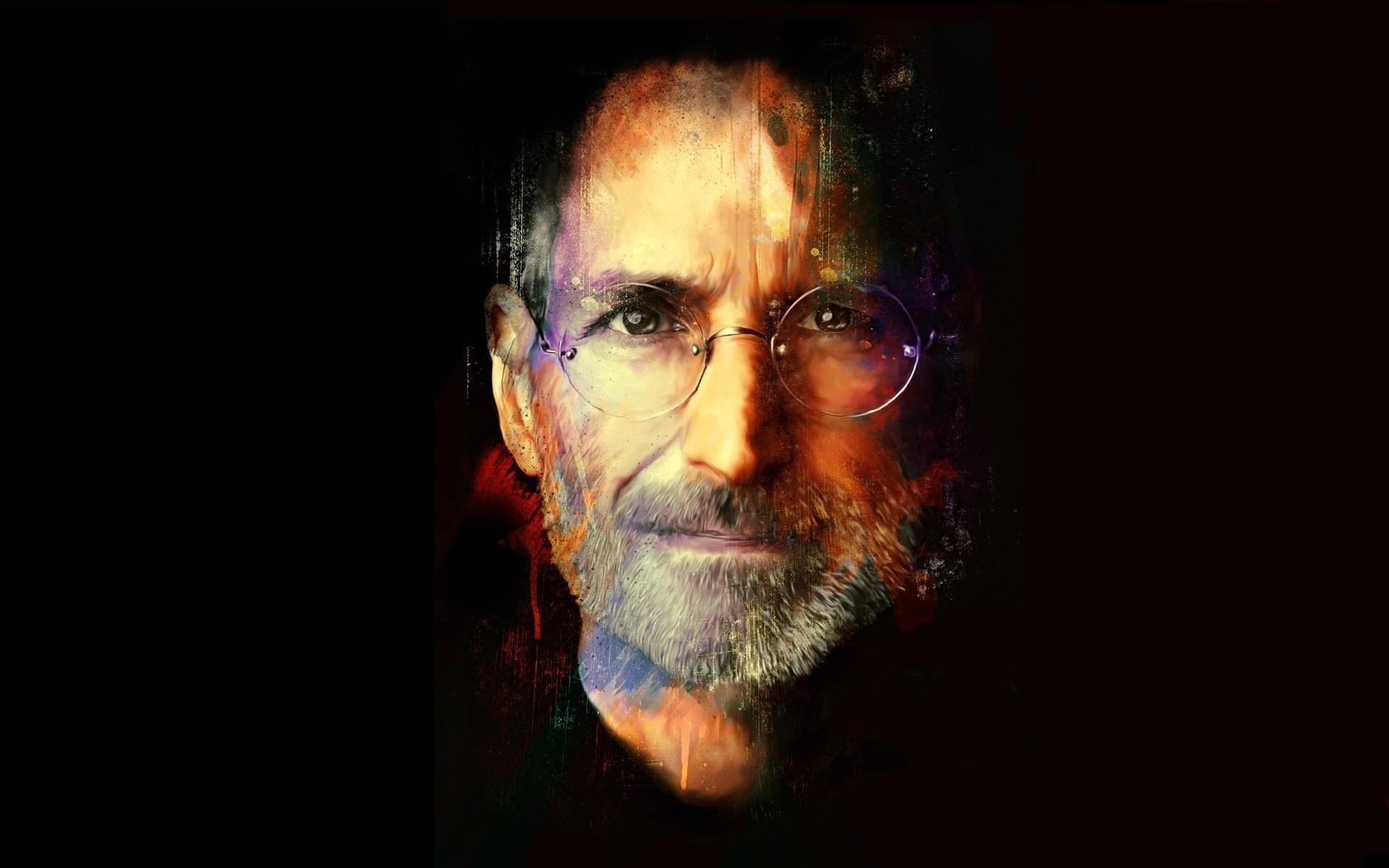 Steve Jobs wallpaper 2736 1920x1200