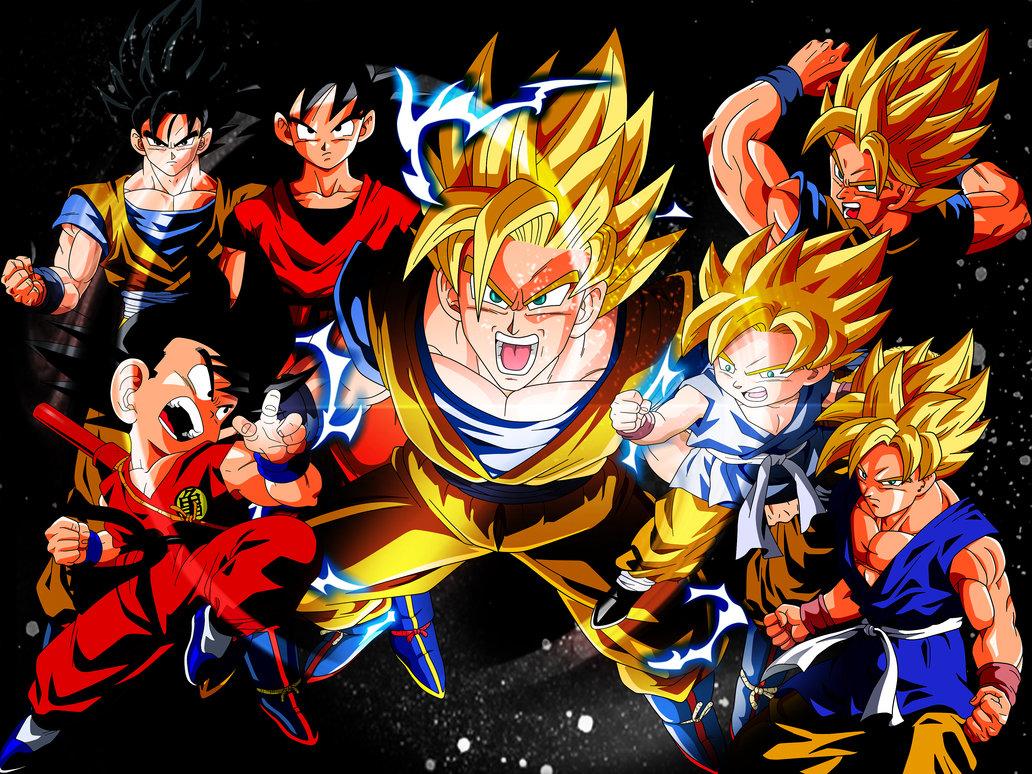 Goku Wallpaper by acidlullaby08 1032x774