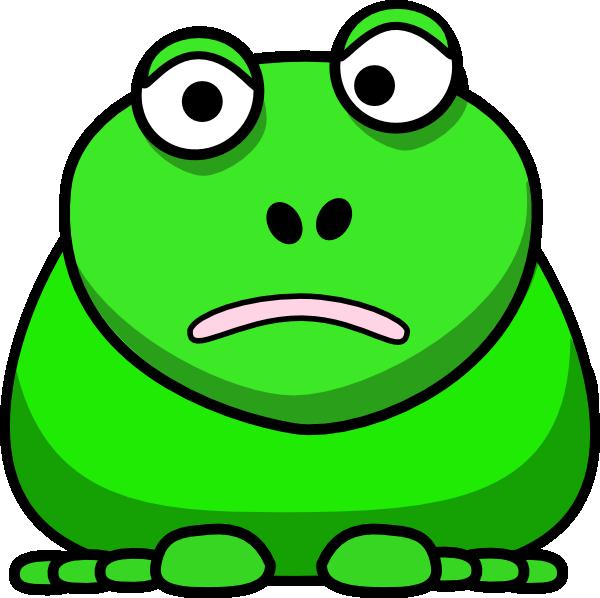 Cartoon Frog Clip Art at Clkercom   vector clip art online royalty 600x598