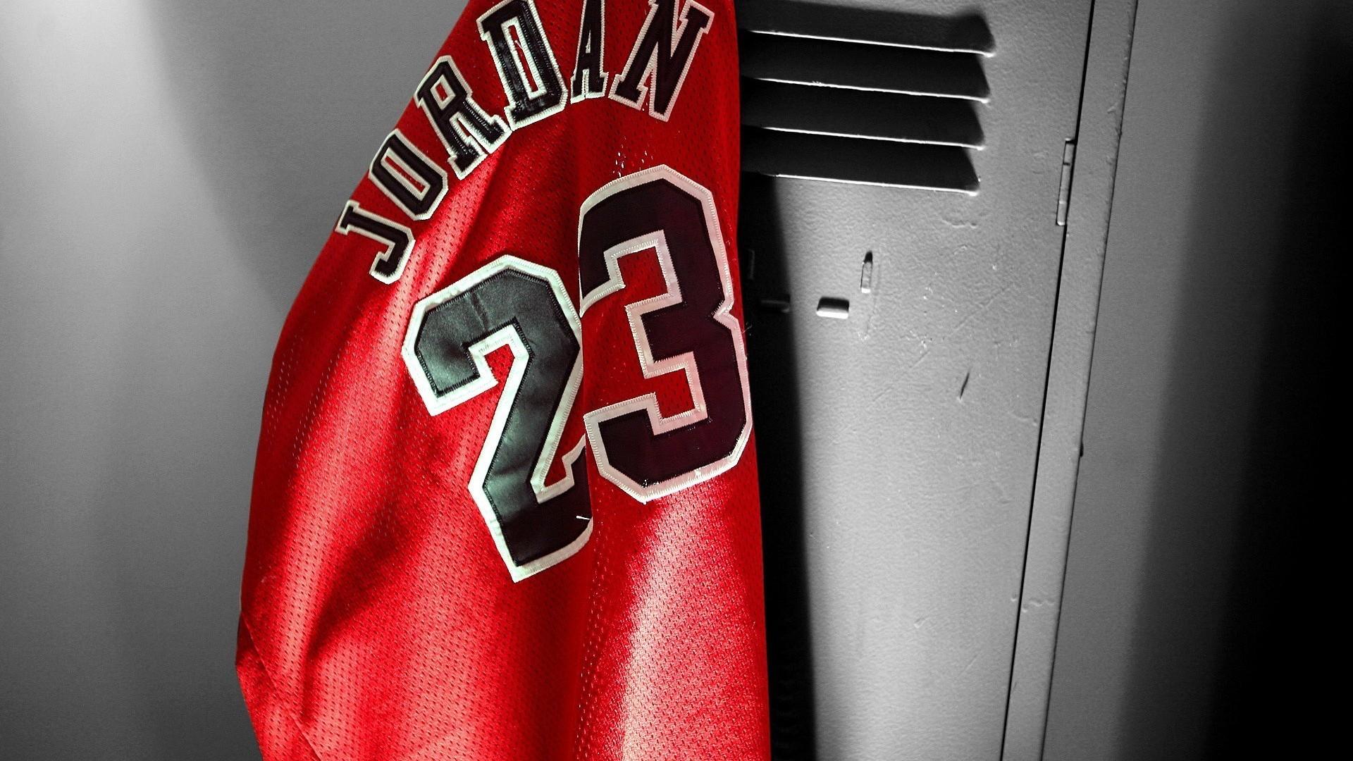 Michael Jordan Jersey Wallpaper 1920x1080