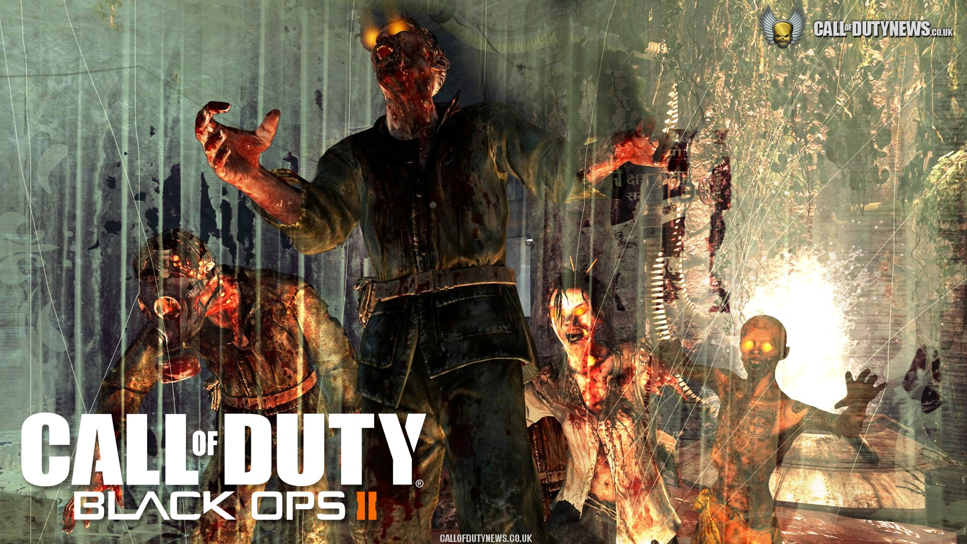 duty black ops 2 zombies wallpaper hdCall Of Duty Black Ops 2 Zombies 1920x1080