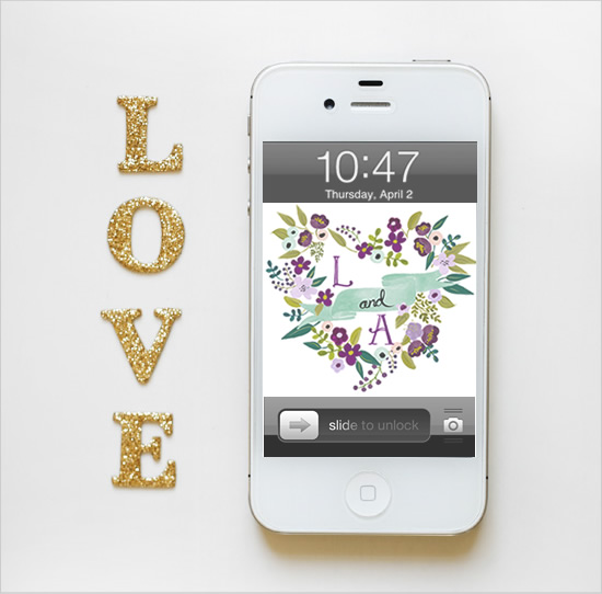 Custom Phone Wallpapers 550x542