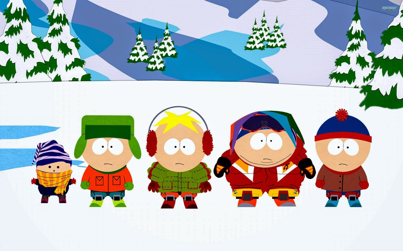 47 South Park Phone Wallpaper On Wallpapersafari